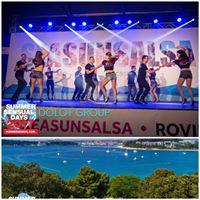 Summer Sensual Days &amp Croatian Summer Salsa Festival 2018 Opatija &amp Rovinj