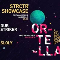 STRCTR Showcase w Ortella
