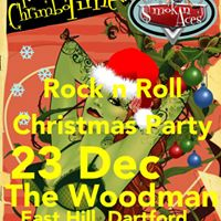 Rock n Roll Christmas Party