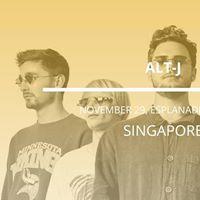 Alt-J in Singapore