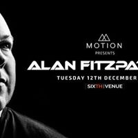 Motion presents Alan Fitzpatrick