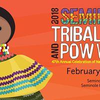 Seminole Tribal Fair &amp Pow Wow 2018
