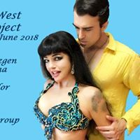 East meets West Bellydance project with Ozgen &amp Princess Farhana