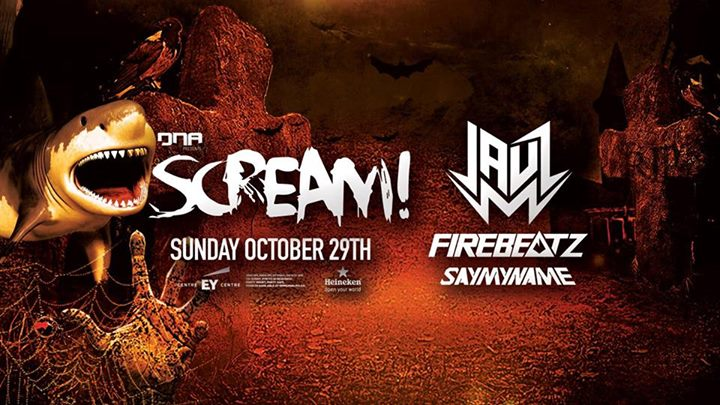 Scream 2017 ft. JAUZ Firebeatz & Saymyname