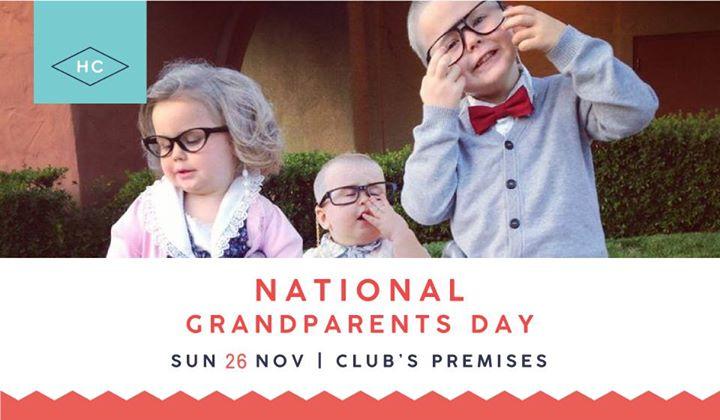 Grandparents Day At Hollandse Club Singapore Singapore