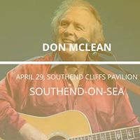 Don McLean in Southend