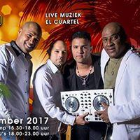 Salsafeest Pea de Casino - Seizoensafsluiting december