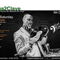 Salsa On Saturday Vinyl Night - Guest DJ Rupert Boyle - 9th Dec