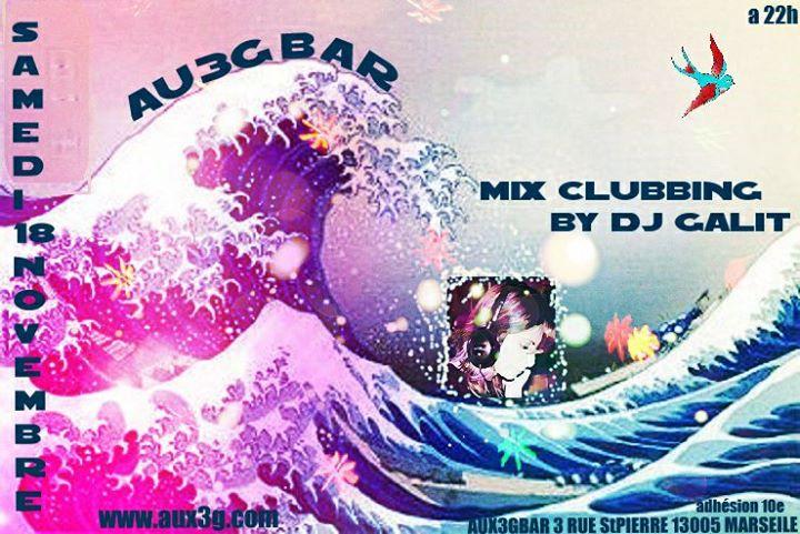 AUX3G Mix Clubbing  G a l i t