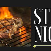 URegina MASS Steak Night