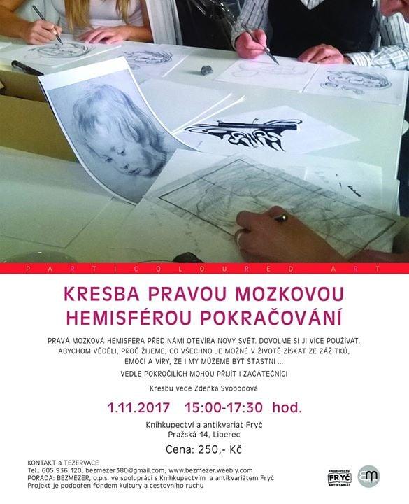 Workshop Kresby Pravou Mozkovou Hemisferou Pokracovani At