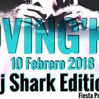 LOVINGKIZ - DJ SHARK EDITION  10 de Febrero