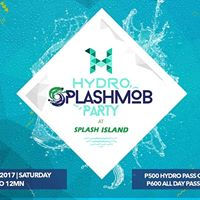 Hydro Splashmob Party at Splash Island - DJ Mag Philippines