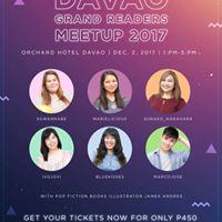 TEAM WATTPADERS DAVAO Grand Readers Meetup 2017