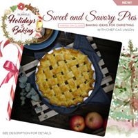 Sweet and Savory Pies Course
