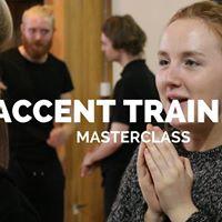 Accent Training Masterclass