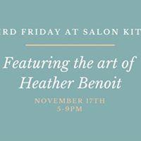 Third Friday at Salon Kitch