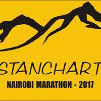 StanChart Nairobi Marathon - 2017