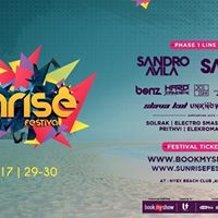 Sunrise Festival  GOA
