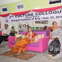 3rd Amrapali Culture Colloquium 2017