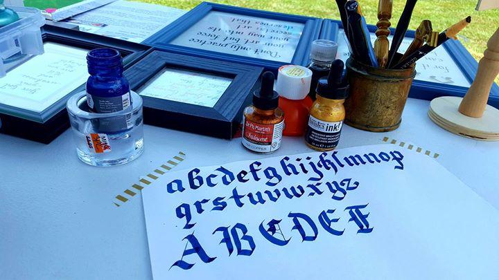 YCG - Free Calligraphy Class