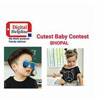 Cutest Baby Of Bhopal