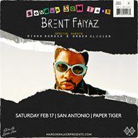 Brent Faiyaz Sonder Son Tour