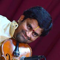 Shri S Varadarajan Violin Solo-Music Academy