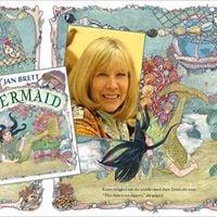 Jan Brett brings The Mermaid to Changing Hands Tempe