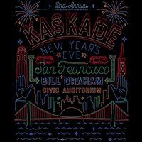 Kaskade at Bill Graham Civic Auditorium - New Years Eve