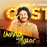 Stand up comedy show CostelCarei