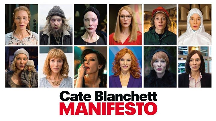 Manifesto Live From Tate Modern