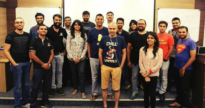 Startup Collaboration Project in Chandigarh