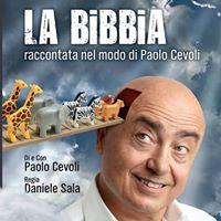 La Bibbia raccontata nel modo di Paolo Cevoli - Borgomanero (No)
