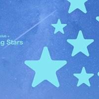 Little Explorers Club - Shooting Stars Option 2