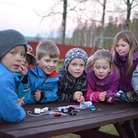 Adventsleir 2017 for 2. til 5. klasse p Sjglimt
