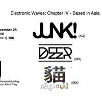 Electronic Waves