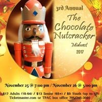 The Chocolate Nutcracker Midwest 2017