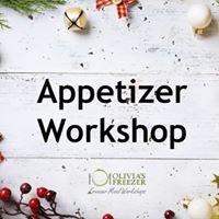 Appetizer Workshop