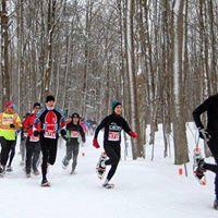 Dion Ontario Snowshoe Running Series