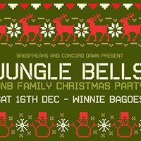 Jungle Bells Christchurch featuring Concord Dawn