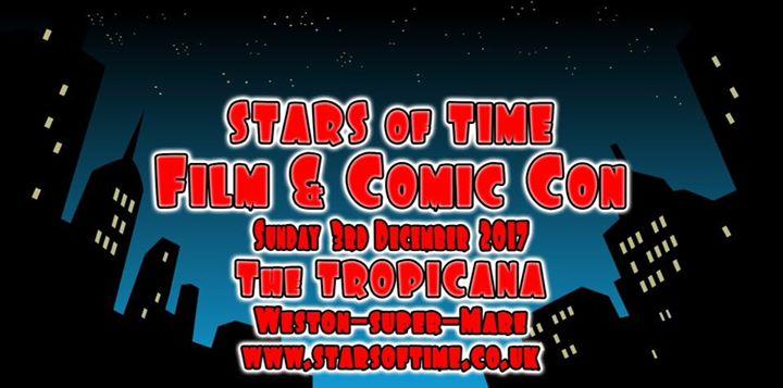Stars of Time-Film & ComicCon