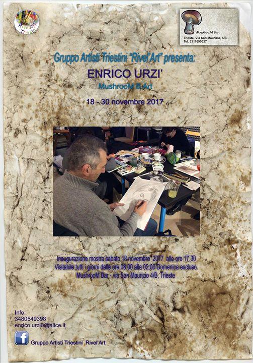Mostra personale di Enrico Urz
