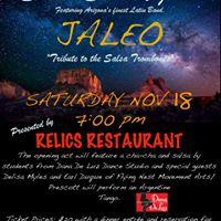 Sedona Salsa Nights featuring Jaleo