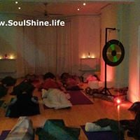 Yoga &amp Gong Bath Session