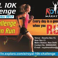 Royal 10K Challenge