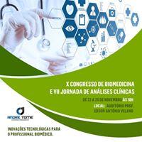 5 Congresso de Biomedicina e 7 Jornada de Anlises Clnicas