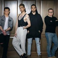 Tokio Hotel At Marquee Theatre - AZ Tempe AZ