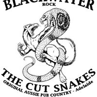 BLACKWATER and THE CUT SNAKES at The Commersh