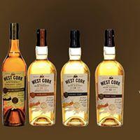 Whiskey Tasting Master Class with Tony Ryan